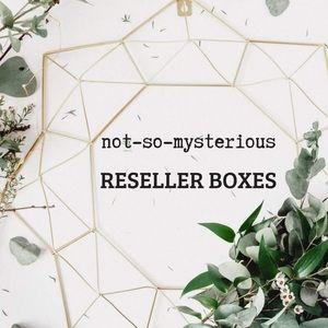 Reseller Mystery Box 1: J. Crew, anthro, etc